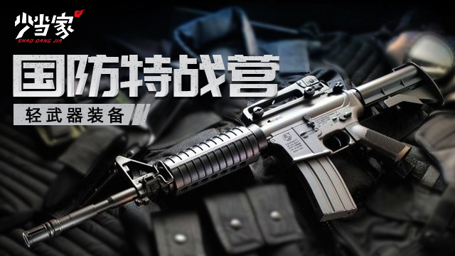 特战系列| 走进轻武器的世界